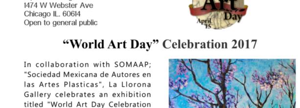 World Art Day Celebration 2017